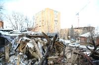 Снос дома на пересечении ул. Гоголевской и Свободы. 5.02.2015, Фото: 20