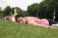 День йоги в парке 21 июня, Фото: 80