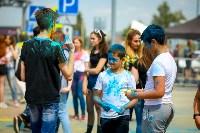 В Туле прошел фестиваль красок и летнего настроения, Фото: 16