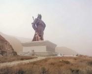 «Многогранные переживания» – финалист в категории циклов. Статуя в национальном геопарке Чжанъе Данься, расположенном в китайской провинции Ганьсу., Фото: 16