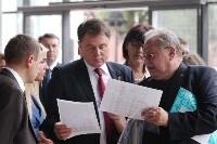 Груздев оценивает ход реставрации в Кремле. 22.06.2015, Фото: 23