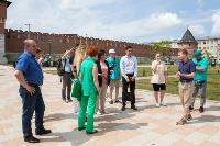 Тулу посетила советник председателя партии «Новые люди» Сардана Авксентьева, Фото: 6
