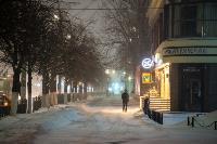 В Туле ночью бушевал буран, Фото: 84