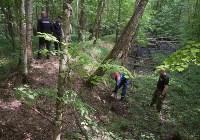 В лесу под Тулой поисковики нашли тайник с гранатами, Фото: 22