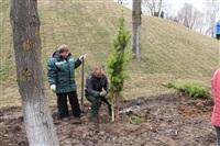 Высадка деревьев в Мясново, 4 апреля 2014 г., Фото: 3