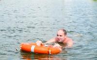 МЧС обучает детей спасать людей на воде, Фото: 37