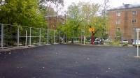 На ул. Болдина появилась новая спортплощадка, Фото: 2
