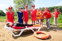 МЧС обучает детей спасать людей на воде, Фото: 7