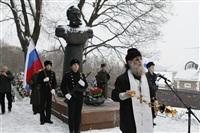 Никита Руднев-Варяжский, внук легендарного командира «Варяга» с визитом в Тульскую область, Фото: 18