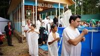 Крещение жителей Новомосковска, Фото: 15