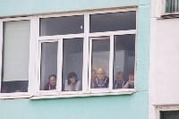 Показательные выступления ОМОН в тульской школе, Фото: 33