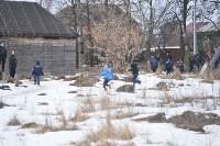 Бунт в цыганском поселении в Плеханово, Фото: 5