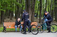 Полиция в ЦПКиО им. Белоусова, Фото: 8