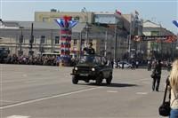 Военный парад в Туле, Фото: 9