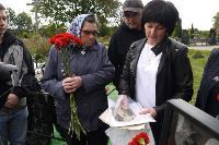 В Узловой установили памятник на могиле считавшегося пропавшим без вести летчика-героя, Фото: 2