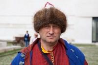 На Куликовом поле представили историю Засечной черты России, Фото: 50