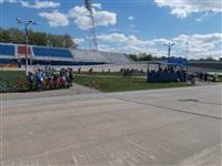 Открытое первенство города Тула по велоспорту на треке. 7 мая 2014, Фото: 1