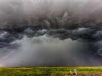 Грозовые тучи в Техасе. Christopher Evans, Фото: 17