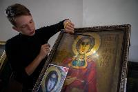 В храме Тульской области замироточили девять икон и семь крестов, Фото: 5