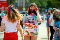 В Туле прошел фестиваль красок и летнего настроения, Фото: 52