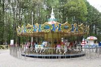 Новые аттракционы в Центральном парке, Фото: 4