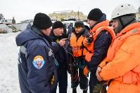 Учения спасателей на набережной Дрейера. 3 марта 2016 года, Фото: 16