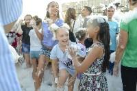В центре Тулы прошла большая пенная вечеринка, Фото: 112