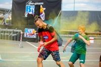 В Туле прошел фестиваль красок и летнего настроения, Фото: 21