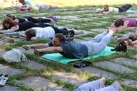 Йога в Центральном парке, Фото: 18