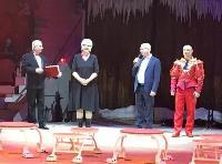 Акция «Во имя бьющихся сердец» для медработников в цирке, Фото: 2