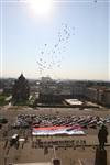 Автопробег на День российского флага, Фото: 29