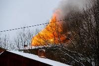 Пожар в Форино, Фото: 2