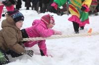 Как туляки провожали зиму на набережной Упы, Фото: 50
