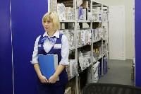 В Туле открылось первое почтовое отделение нового формата, Фото: 42