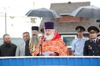 Сотрудники ОМОН поклонились мощам святого великомученика Георгия Победоносца, Фото: 16