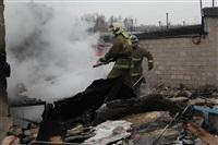 Пожар на ул. Победы в поселке Косая Гора. 3 апреля 2014, Фото: 6