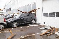 В Туле сорвало крышу делового центра, Фото: 10