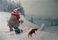 Забавные картины художника Андрея Репникова, Фото: 5