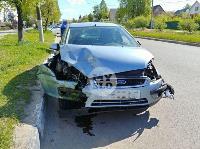В Туле пьяная автоледи скрываясь с места ДТП врезалась в еще одну машину, Фото: 6