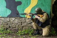 В Туле спецподразделения ОМОН и СОБР провели учения, Фото: 13