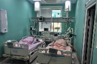 Репортаж из «красной зоны»: как устроен коронавирусный госпиталь в Туле, Фото: 8
