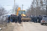 Бунт в цыганском поселении в Плеханово, Фото: 10