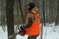 В Тульской области охотнадзор патрулирует леса на новой технике, Фото: 24