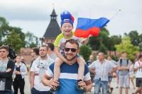 Матч Испания - Россия в Тульском кремле, Фото: 13