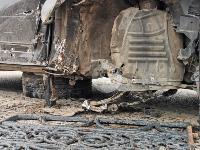 Туляк отвлекся во время движения и насадил Audi Q7 на забор, Фото: 7