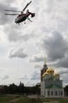 Установка шпиля на колокольню Тульского кремля, Фото: 43