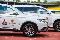 Новые автомобили для арсенала от ГК Автокласс, Фото: 17