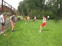 Фанаты тульского «Арсенала» сыграли в футбол с руководством клуба, Фото: 25