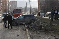 ДТП в районе перекрестка ул. Ложевой с ул. Калинина., Фото: 9