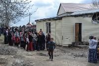 Снос дома в поселке Плеханово, Фото: 5